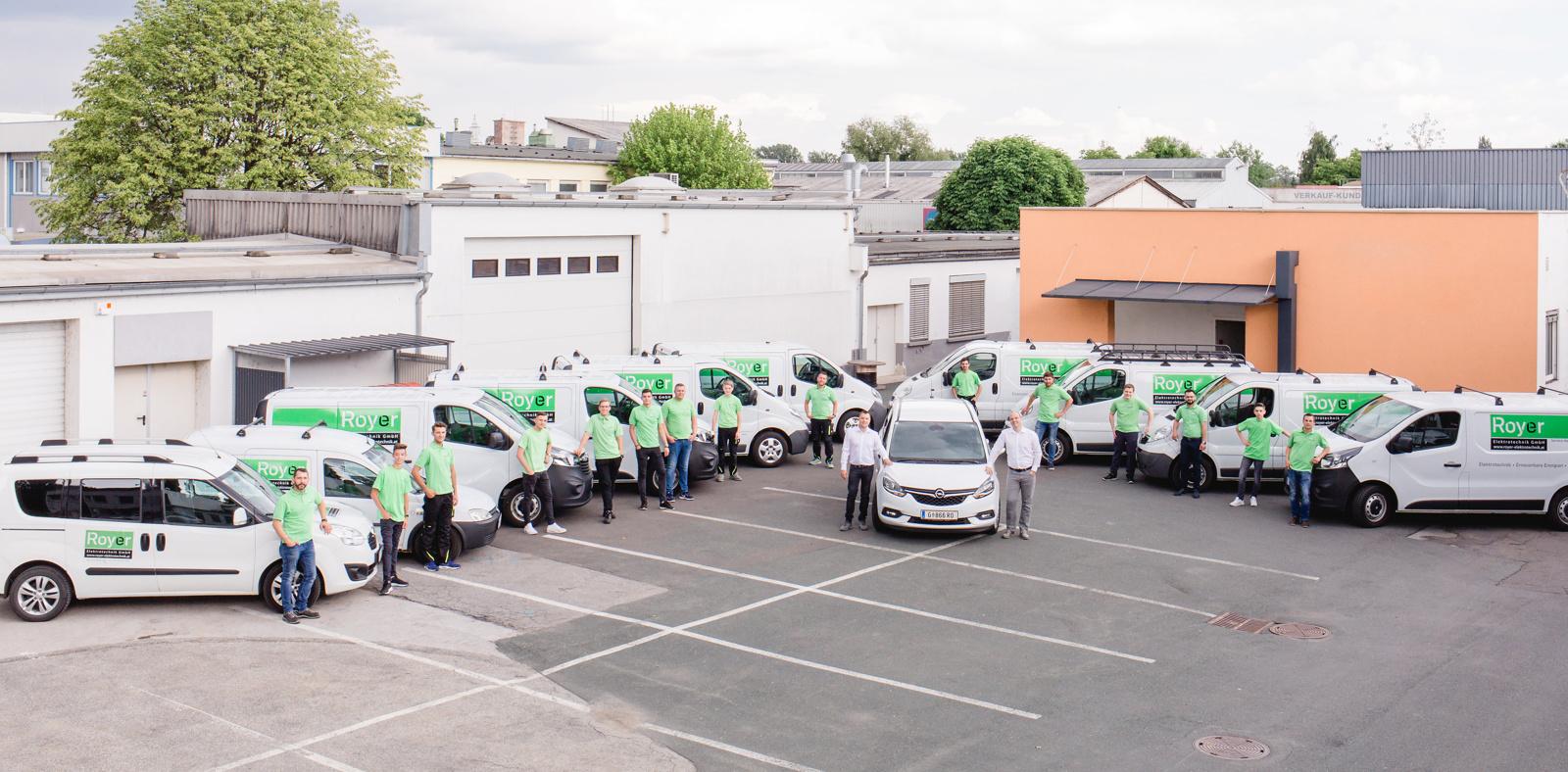 Team Elektrotechnik Royer GmbH